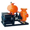 KPA integrated transmission and distribution pumping set ( horizontal)
