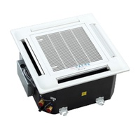 FP-KM4 card type four-outlet fan coil unit