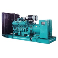 KH-15GF/2400GF Diesel Generator Sets Powered by Cummins